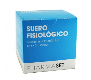 SUERO FISIOL.PHARMA 30/MD