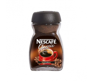 CAFE SOLUBLE NATURAL NESCAFE 50 GR.