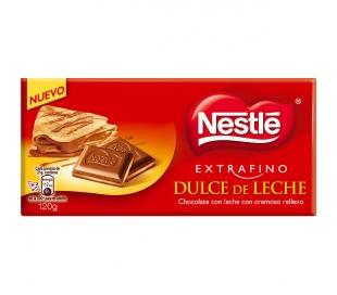 CHOCOLATE DULCE LECHE NESTLE 120 GR.